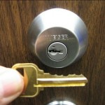 How does a locksmith rekey your home?
